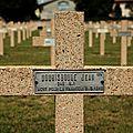 DOURISBOURE Jean - Nécropole Bevaux - Verdun Meuse 55 - (1)