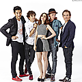 EW photoshoot City of Bones Comic Con 2013