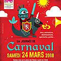 CARNAVAL Caudrot samedi 24 mars 2018 APE Princesses et Chevaliers