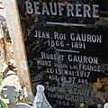 Gauron robert (chatillon sur indre) + 15/05/1917 juvincourt (02)