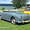 Panhard dyna junior cabriolet (1952-1956)(Retro Meus Auto Madine 2012) 01