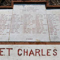 Soldat Charles BARRUET
