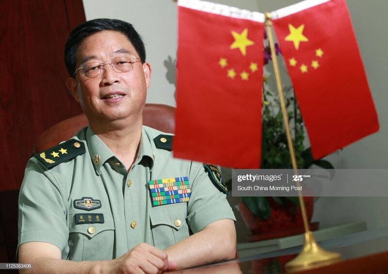 général Zhang Shibo