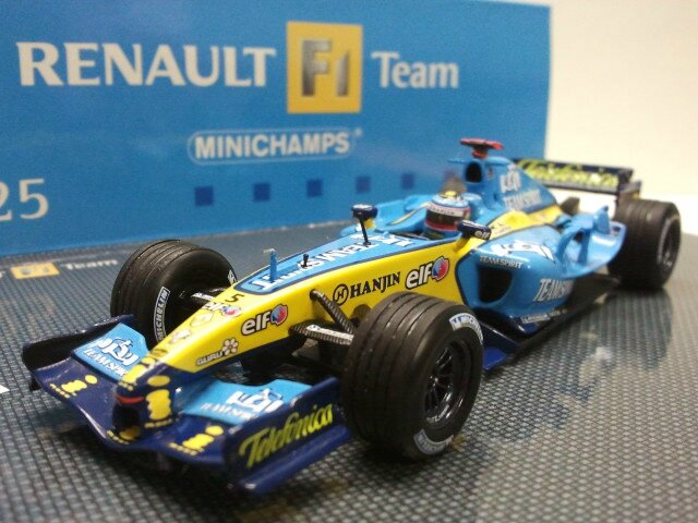 Renault F1 R25 Alonso
