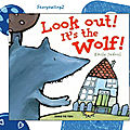 Le théâtre en anglais : look out, it's the wolf !