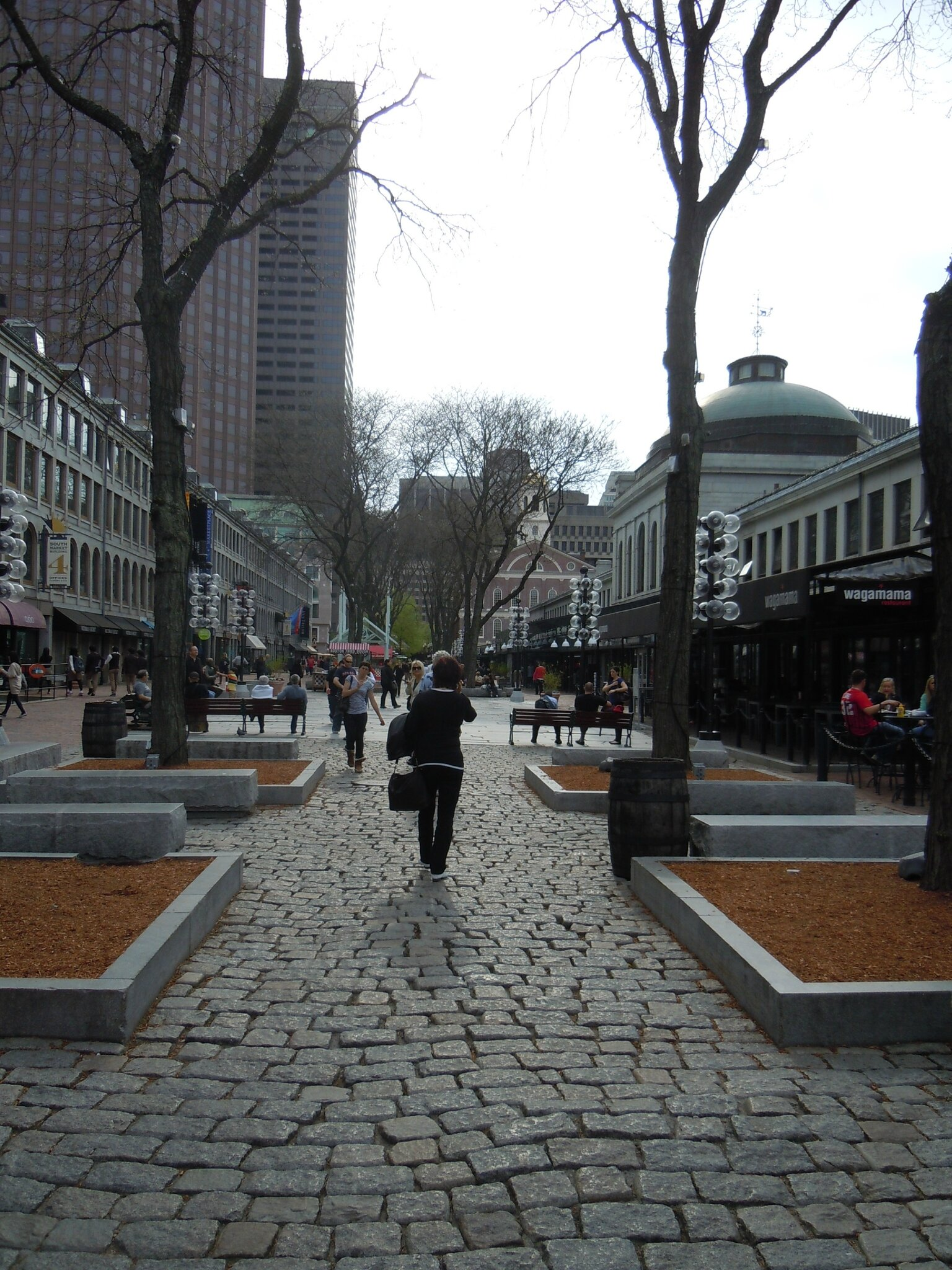 The Freedom trail tour (4)