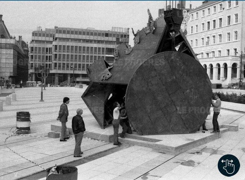 presq terro 1982 sculpt tolozan