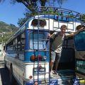 Le bus pour San Mateo