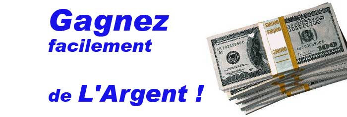 COMMENT AVOIR DE L'ARGENT IMMEDIATEMENT