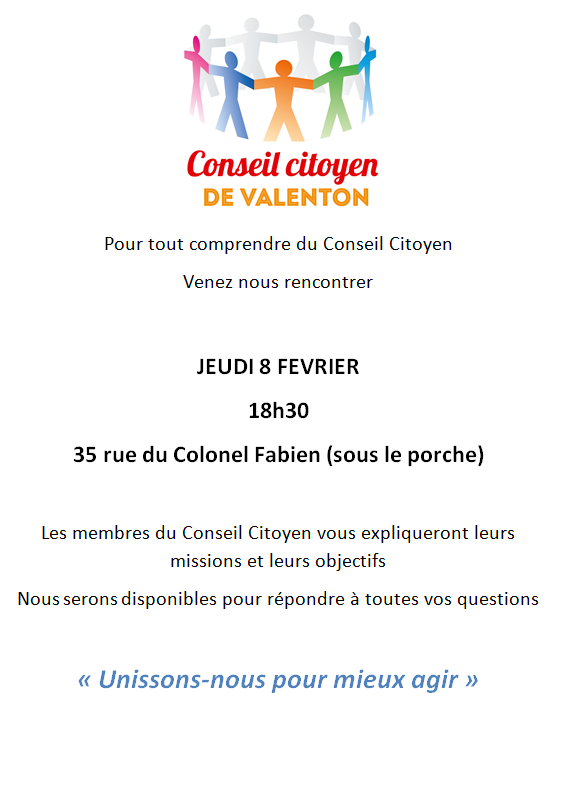 flyer réunion paint