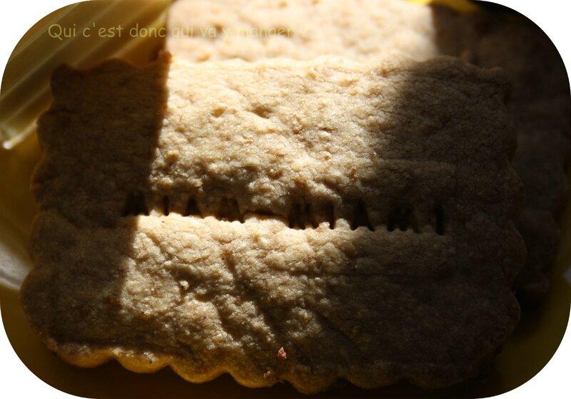 creme anglaise , sablés (5) - Copie