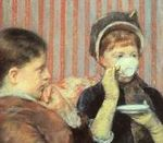 tea_in_art_mary_cassat_afternoon_tea