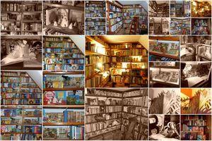 Ma bibliothèque de pop-up