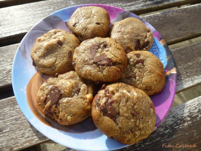 Cookies triple chocolat (24)