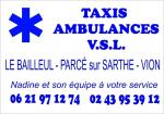 012 Logo Taxi Ambulances