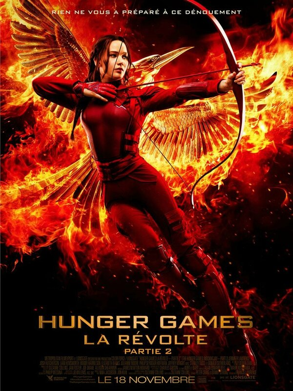 Hunger Games 4 Affiche