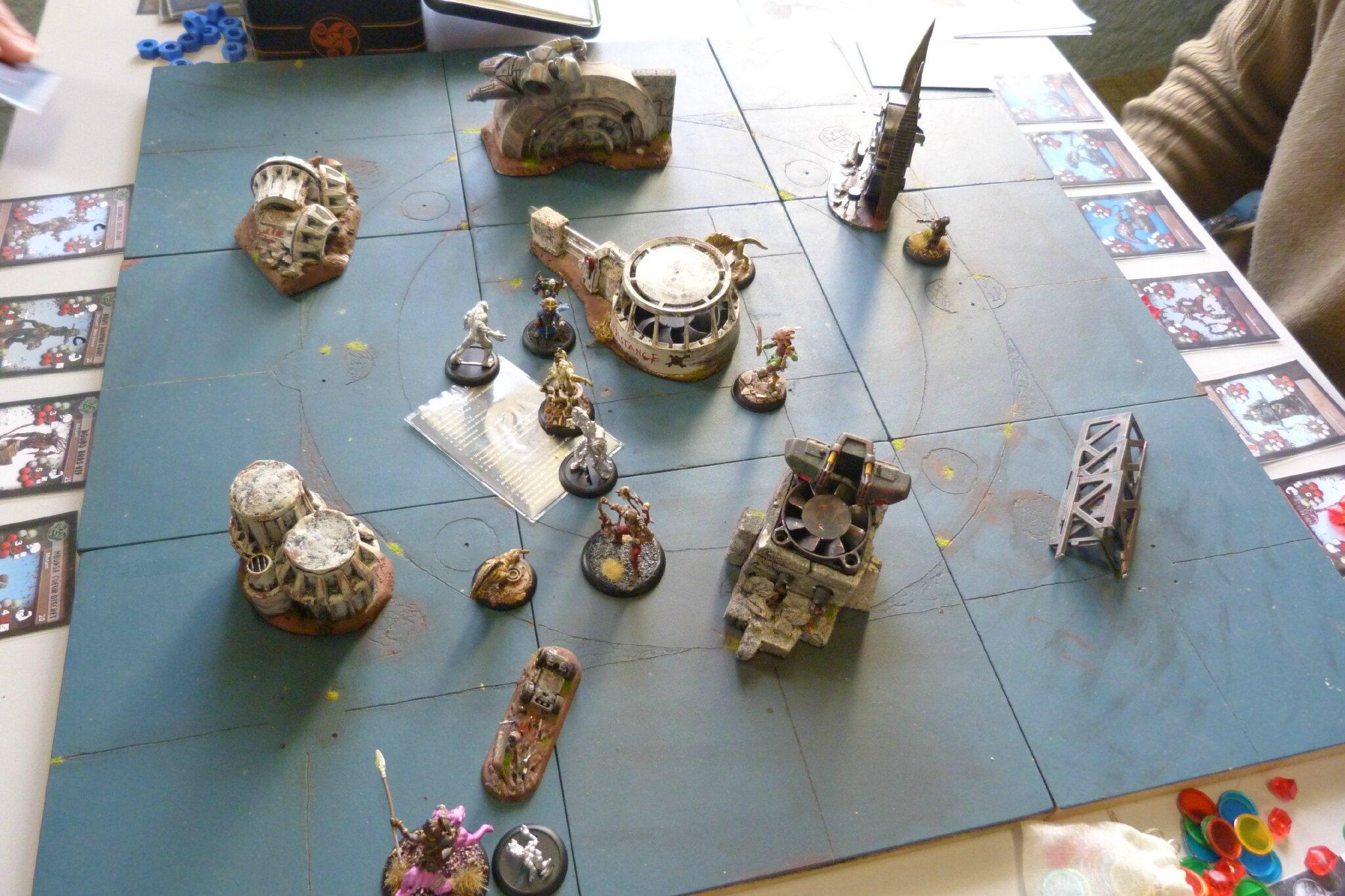 Table et décors angoumoisins