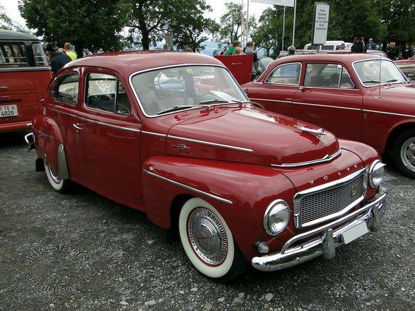 volvo pv544 sport usa 1959 1