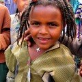 Visages de Lalibela : Fillette