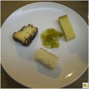 Assortiment de fromages