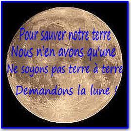Demander la Lune