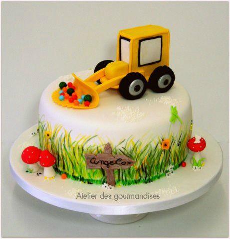 g Angelo tracteur