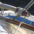 Détails de barque
