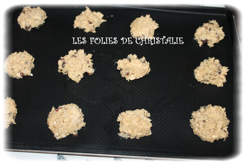 Cookies avoine 7