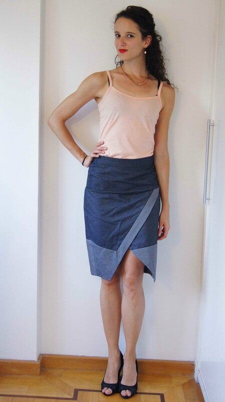Duo Yvonne et Safor skirt