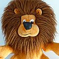 Autres jeux ... grande peluche lion crédit lyonnais * tour de france