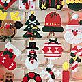 Noël au point de croix - la petite mercerie - lpm - emmaüs le plessis-trévise