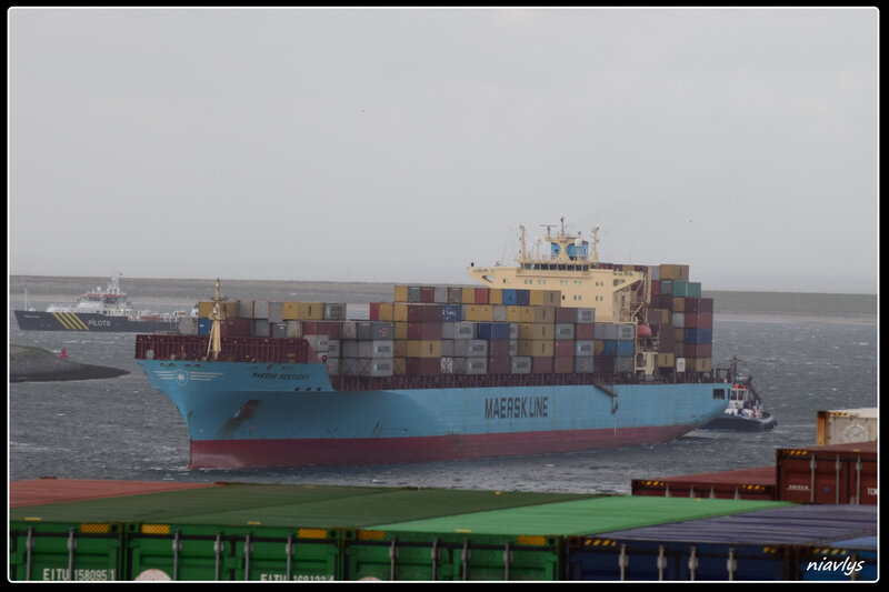 maersk kentucky 2