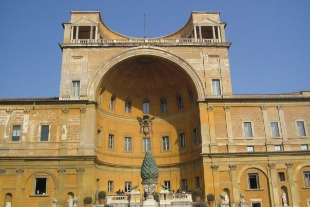 Roma musee vatican