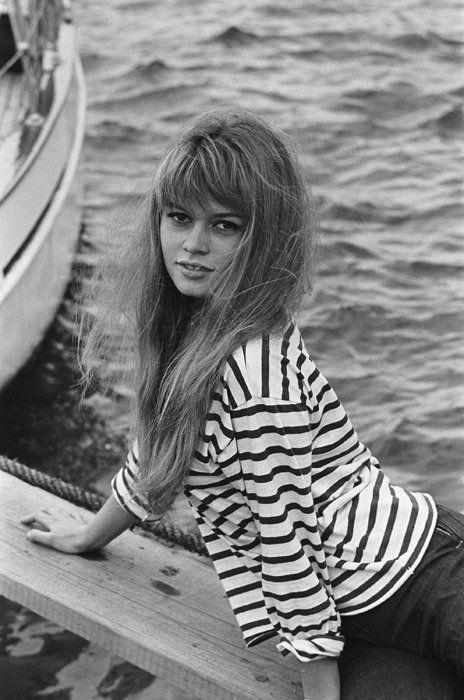 Brigitte Bardot, c'est James Dean au féminin.