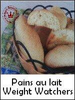 pain au lait weight watchers