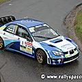 2013 : Rallye Lyon Charbonnières