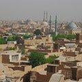 Yazd, ville de terre et de vent