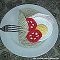 SC 155 Galette bretonne Crochet 00