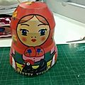 Poupées russes_paper craft