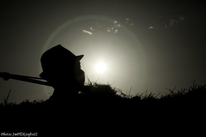 Photos JMP©Koufra 12 - Cornus - Combelandes - Eolienne - coucher de soleil - 28062019 - 0069