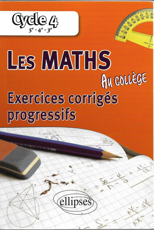 MATHS CYCLE 4 EXERCICES PROGRESSIFS 1