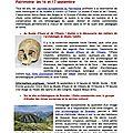 Les journées européennes du patrimoine à l'alpe d'huez