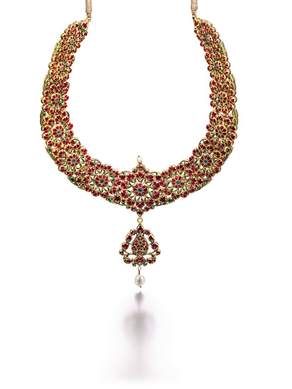 Indian Jewellery Sold At London 23 October 2019 Alain R Truong