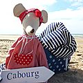 La mouse box de l'été #2 : un we à cabourg !