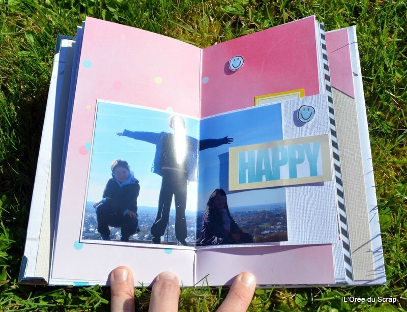 album oscrap be happy 7