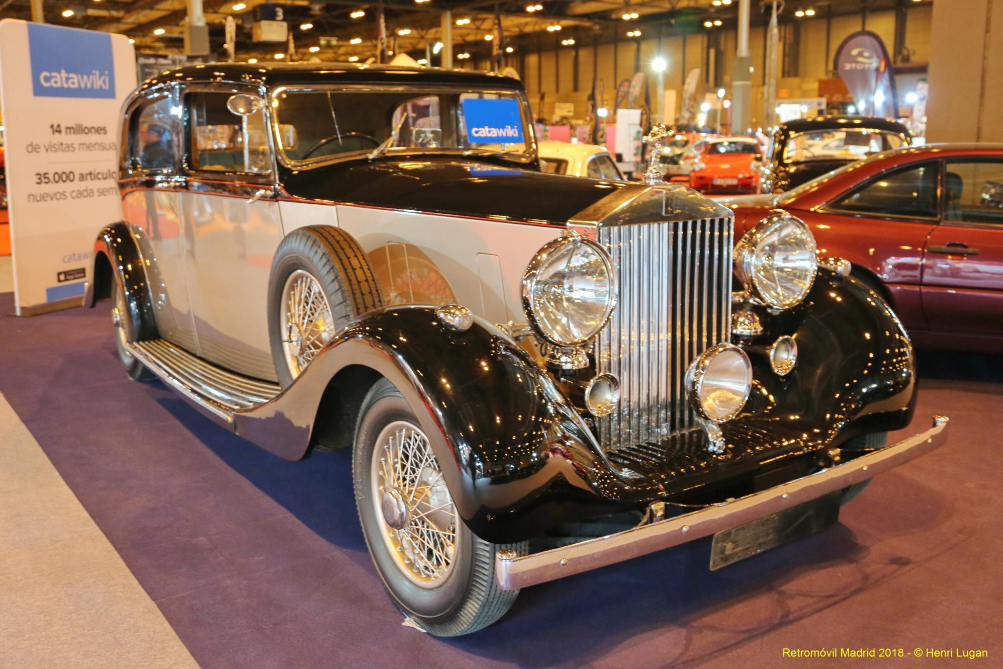 Rolls Royce N