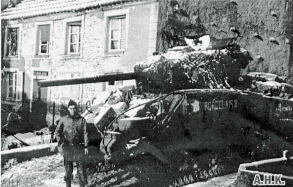 Page 4 Janvier 1945 – Campagne d'Alsace Depuis la - Chroniques de guerre