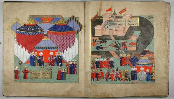History of Sultan Sulayman, Fall of Szigetvar