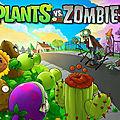 Test de plants vs zombies (ps vita) - jeu video giga france