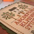 Echange Little House Needleworks